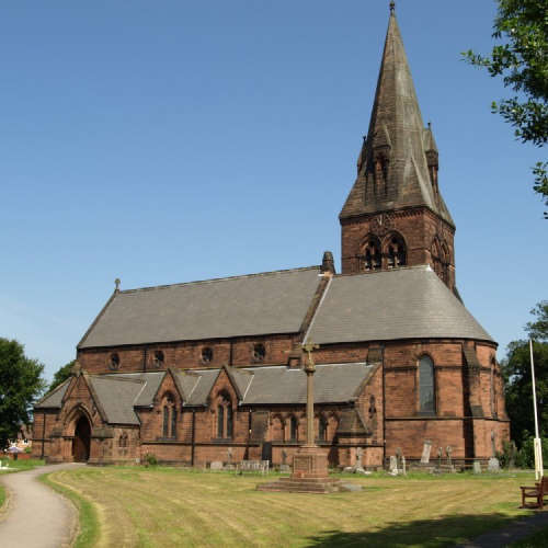 BROMBOROUGH St Barnabas