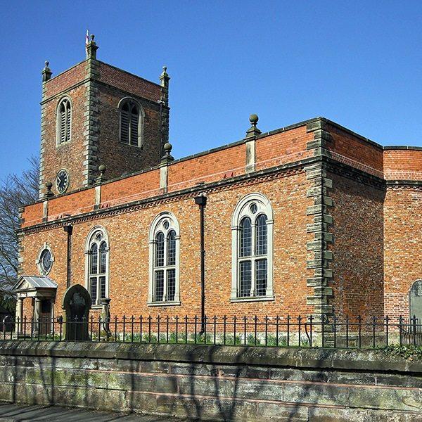 CHURCH MINSHULL, St Bartholomew