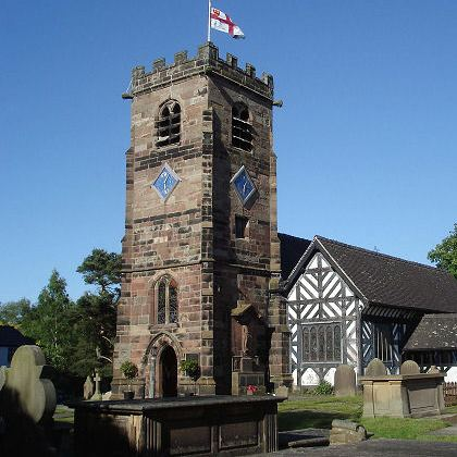 LOWER PEOVER St Oswald