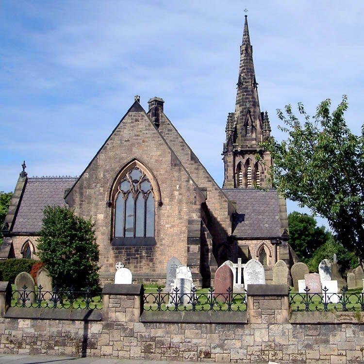 MORETON Christ Church