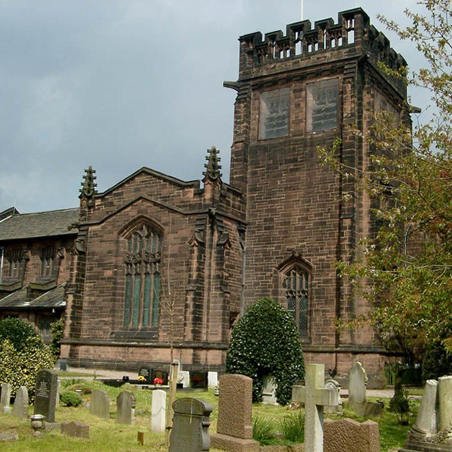 PORT SUNLIGHT Christ Church