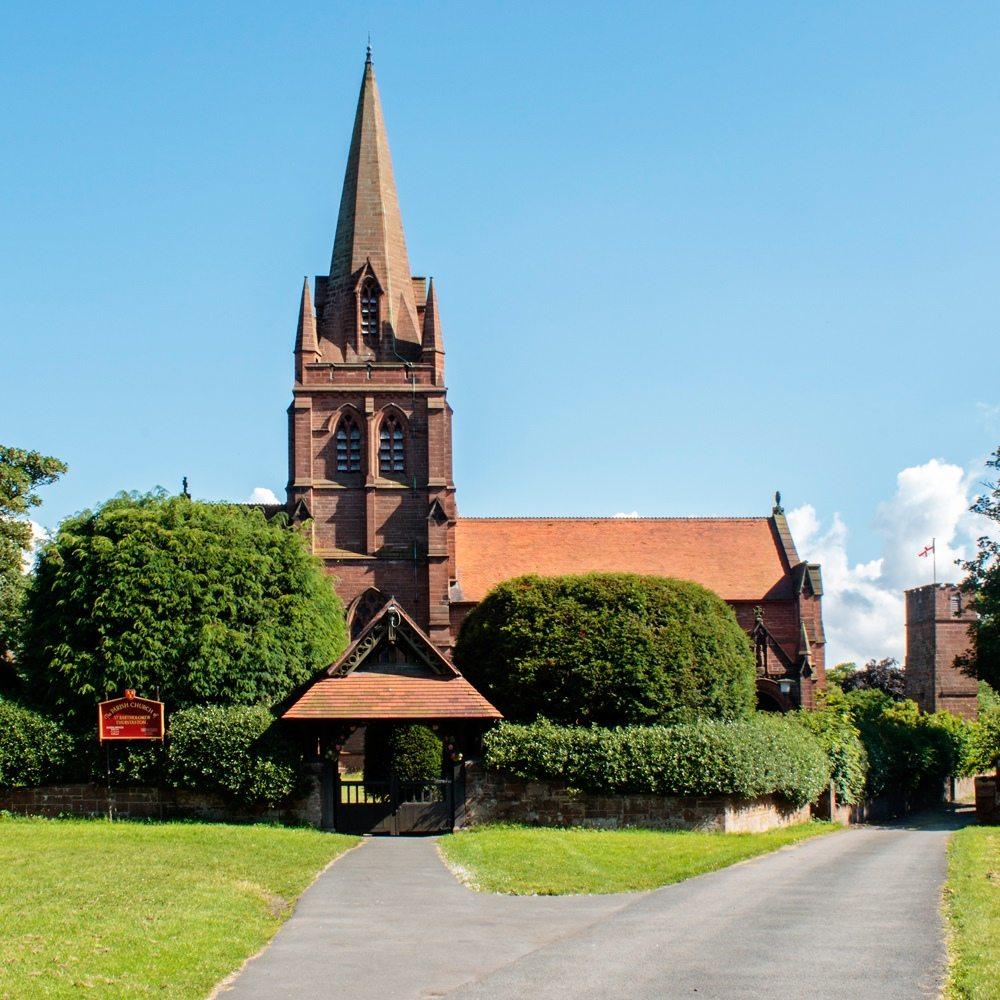 THURSTASTON St Bartholomew