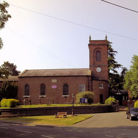 WISTASTON, St Mary