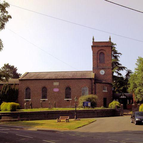 WISTASTON, St Mary