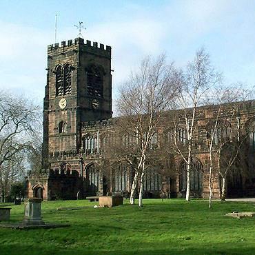 WITTON (Northwich) St Helen