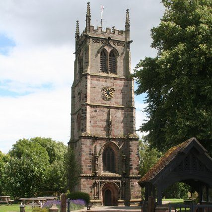 WYBUNBURY, St Chad